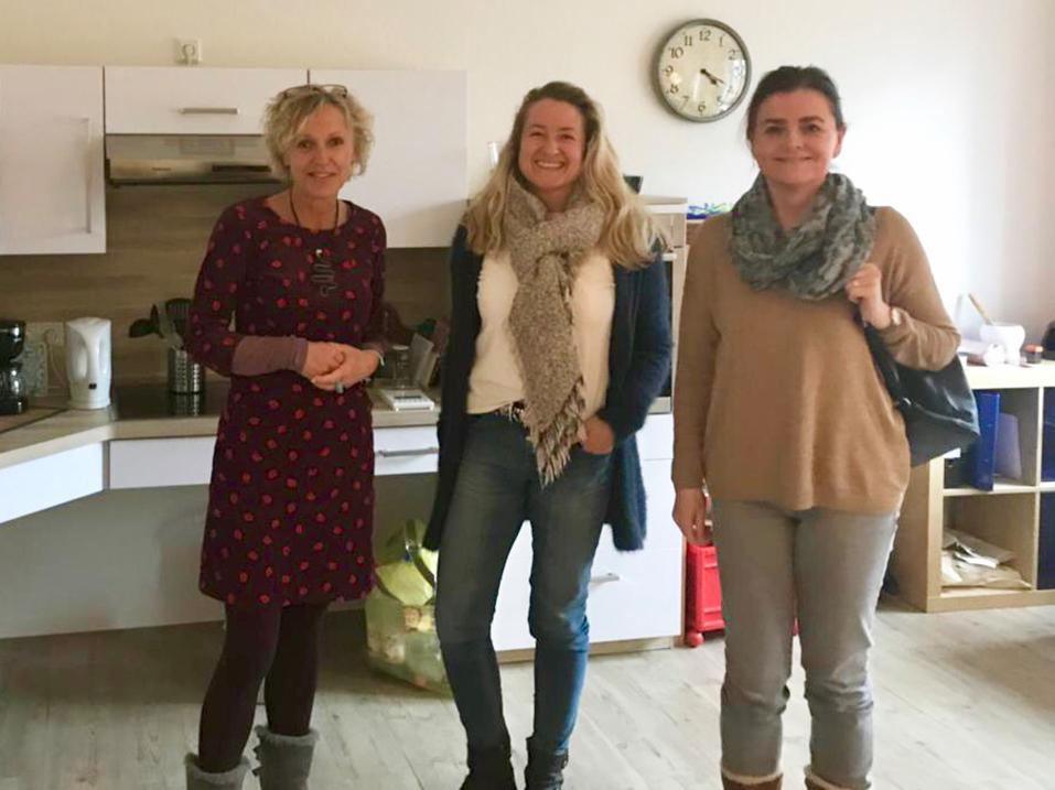 """wedel Pflege-SH stellt Bauvorhaben """"Quartier Wedel"""" vor"""