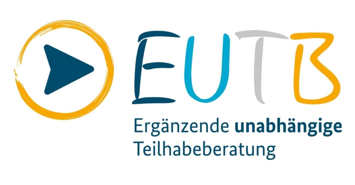 EUTB_Logo Die neue ergänzende unabhängige Teilhabeberatung (EUTB)