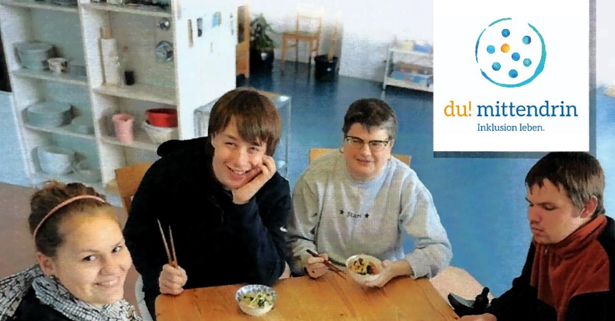 dumittendrin_vortrag 18. Juni - Vortrag: Wohnen für junge Menschen mit Behinderung