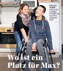 foto_tina_14112018-267x300 Neuer Artikel über Max im Tina Magazin erschienen